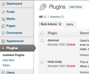 Google Analytics for WordPress 1
